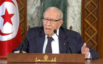 Victime d'un malaise aigu, le président de la république Caïd Essebsi transféré à l'hôpital militaire de Tunis