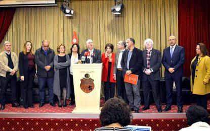 Le projet politique de la Coalition nationale annoncé en janvier 2019