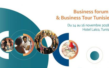 Business forum-Diafrinkinvest à Tunis : Diaspora et entrepreneuriat
