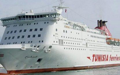 La CTN annonce l'annulation de la traversée Tunis-Marseille, prévue mercredi 12 août
