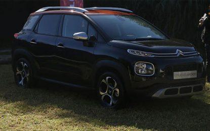 Tunisie : Le Nouveau SUV Compact Citroën C3 Aircross à partir 75.200 DT