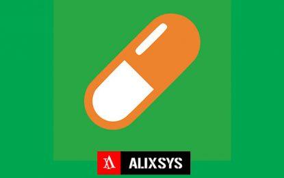 Alixsys lance Dawi, application pour trouver les médicaments en pharmacie