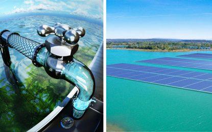 L'énergie solaire pour atténuer le stress hydrique de la Tunisie