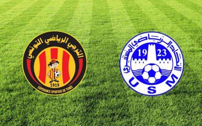 Ligue 1 : l'Espérance arrive au galop, match arrêté à Monastir