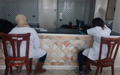 Hôpital d'enfants : Des syndicalistes perturbent un examen clinique