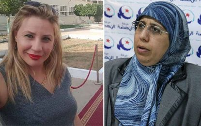 Yamina Zoghlami intervenue en faveur d'un membre de l'appareil secret d'Ennahdha