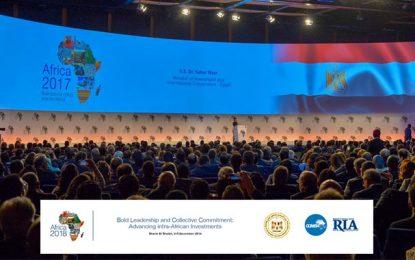Egypte : Le Forum Africa 2018 les 8 et 9 décembre à Charm El-Cheikh