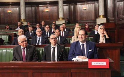 Le gouvernement Chahed III gagne le vote de confiance de l'Assemblée