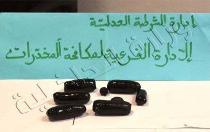 Aéroport de Tunis-Carthage : Un Tunisien arrêté avec 220 g d'héroïne
