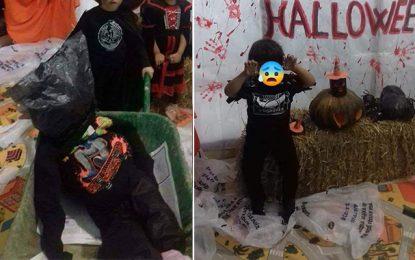 Tunis : Enquête sur une maternelle qui a célébré Halloween
