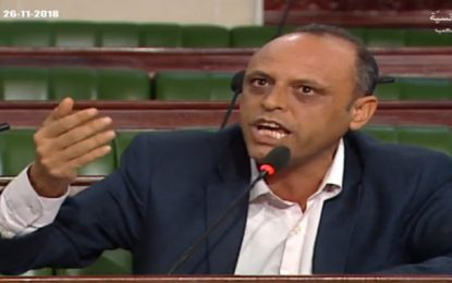 Tunisie : Un député demande un psychologue à l'Assemblée (vidéo)
