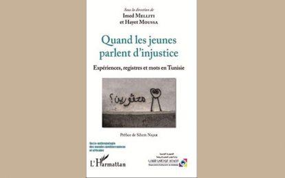 Essai : La conception de l'injustice chez les jeunes en Tunisie