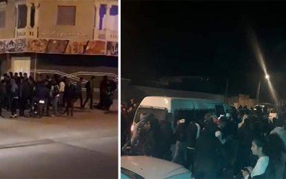 Kasserine : Un citoyen blessé dans une attaque contre une patrouille sécuritaire