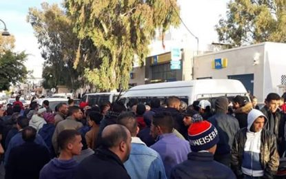 Kasserine : Il tente d'arracher l'arme d'un policier et se fait arrêter