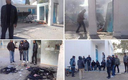 Kasserine : Enquête sur le saccage du collège de la cité Ezzouhour
