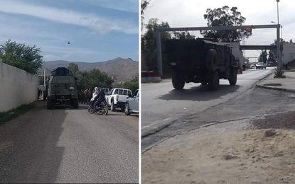 A propos du renfort sécuritaire et armé déployé à Jebel Chaambi