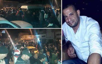 Blessé lors d'une attaque à Kasserine, Ramzi transféré au CHU Sfax