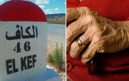 Kef : Agressée lors d'un cambriolage, une dame de 84 ans dans le coma