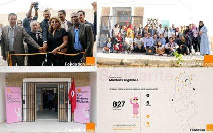 La Fondation Orange ouvre une 15e Maison Digitale à Nefta