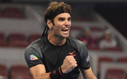 Classement ATP : Le Tunisien Malek Jaziri remonte à la 45e place