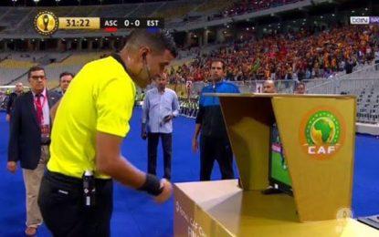 Retour sur l'arbitrage scandaleux du match Al-Ahly – Espérance