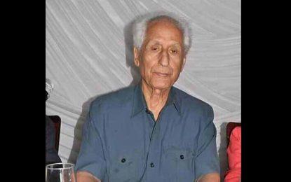 Tunisie : Décès de l'écrivain et universitaire Mohamed Rached Hamzaoui