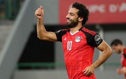 L'Equipe de Tunisie craque en fin de match sur un exploit de Mohamed Salah