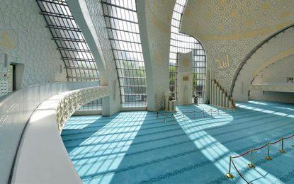 La mosquée de Cologne : Un joyau d'architecture