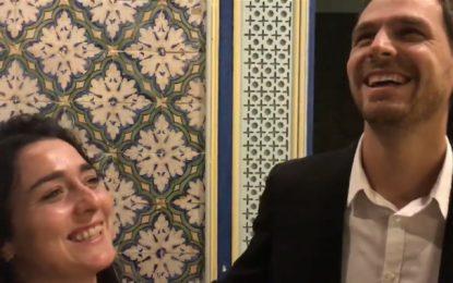 Poivre d'Arvor : «Ons Jabeur et Karim Kammoun, un couple délicieux»