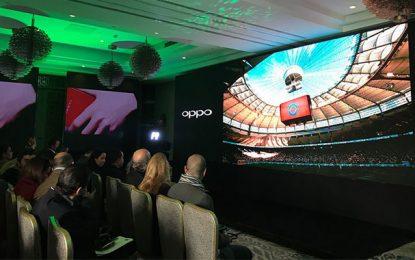 Smartphone: Le géant chinois Oppo débarque en Tunisie avec le F9