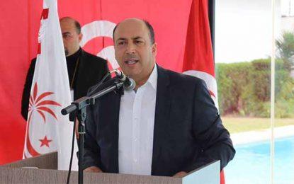 Nidaa Tounes gèle l'adhésion de Radhouane Ayara pour avoir exprimé son soutien à Youssef Chahed à la présidentielle