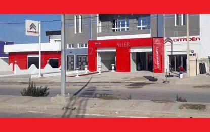 Citroën Tunisie ouvre un nouveau réparateur agrée Citroën au Kef