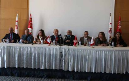 Charfeddine : Le congrès de Nidaa Tounes se tiendra fin février 2019