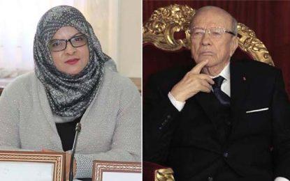 Rim Theiri : Béji Caïd Essebsi a détourné les Tunisiens despréceptes de l'islam