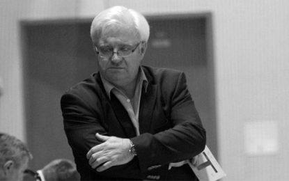 Décès de Roman Tczmiel, l'ex-entraîneur de handball de l'Espérance