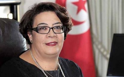 La porte-parole de la présidence de la république Saïda Garrach présente, à son tour, sa démission