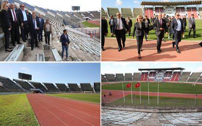 Les travaux pour réaménager le stade d'El Menzah démarreront fin 2019