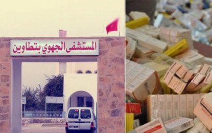 Médicaments détruits à Tatatouine : Suspension du directeur du groupement de la santé
