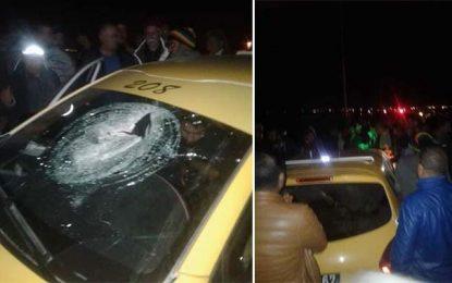 Meurtre à Sidi Hassine : Les chauffeurs de taxi en grève de protestation