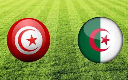 Football : La Tunisie amoindrie en amical face à l'Algérie
