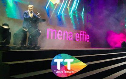 La campagne «Ya RRoussia Jayinby Tunisie Telecom» primée à Dubaï