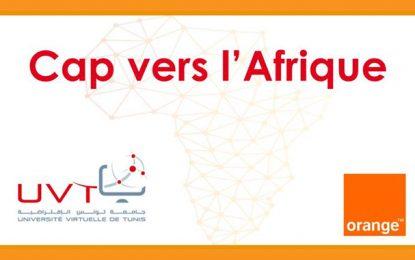 Partenariat de l'Université Virtuelle de Tunis et Orange orienté vers l'Afrique