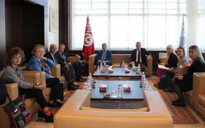 Utica : Vers l'impulsion des échanges économiques tuniso-serbes