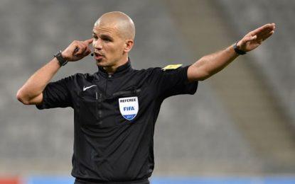 Egypte-Tunisie : La CAF désigne un nouveau trio arbitral