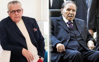 Lettre de l'intermédiaire Youssef Zarrouk à Abdelaziz Bouteflika