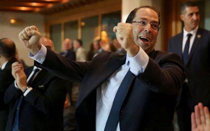 Chahed commente le sacre de l'Espérance : «Impossible n'est pas Tunisien»