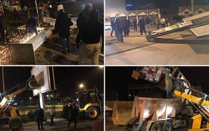 Tunis : Des agences exploitent illégalement des panneaux publicitaires