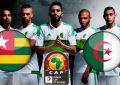 Togo-Algérie : streaming live CAN 2019