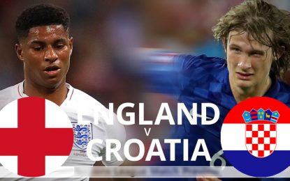 Angleterre-Croatie : streaming live – Ligue des nations