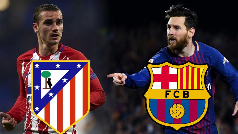 Atl tico Madrid FC Barcelone Live Streaming Kapitalis